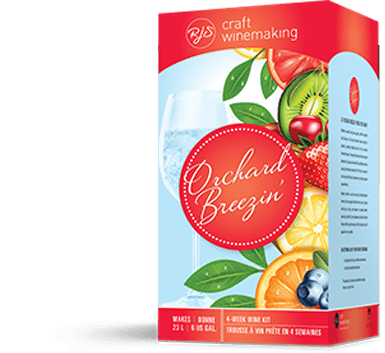 Pomegranate Wildberry Wave 4-Week - Orchard Breezin'
