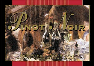 Ultra Wine Label - Pinot Noir - Grain To Glass