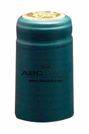 Shrink Cap - Metallic Light Blue (30 Pack) - Grain To Glass