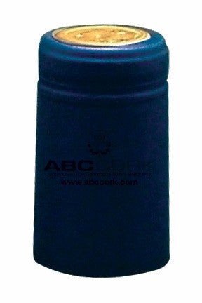 Shrink Cap - Navy Blue (30 Pack) - Grain To Glass