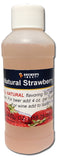 Natural Strawberry Flavoring 4OZ - Brewers Best