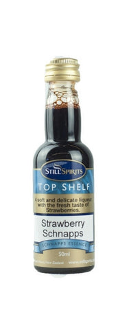 Essence Strawberry Schnapps 50 ml - Top Shelf - Grain To Glass