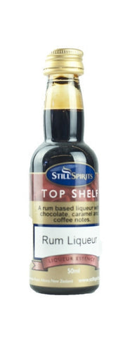 Essence Rum Liquer 50 ml - Top Shelf - Grain To Glass