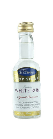 Essence White Rum 50 ml - Top Shelf - Grain To Glass
