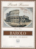 Ultra Wine Label - Barolo - Grain To Glass