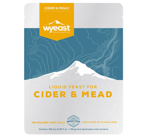Wyeast 4632 - Dry Mead Liquid Yeast