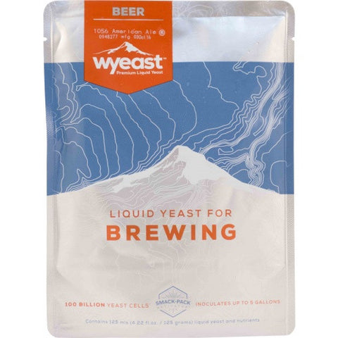 Wyeast 3725 - PC Biere de Garde Liquid Yeast