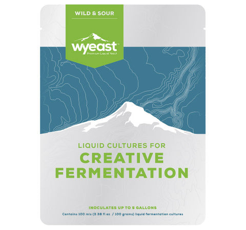 Wyeast 5526 - Brettanomyces Lambicus Liquid Yeast