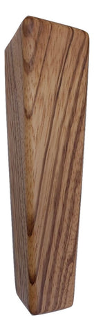 Zebrawood Tap Handle