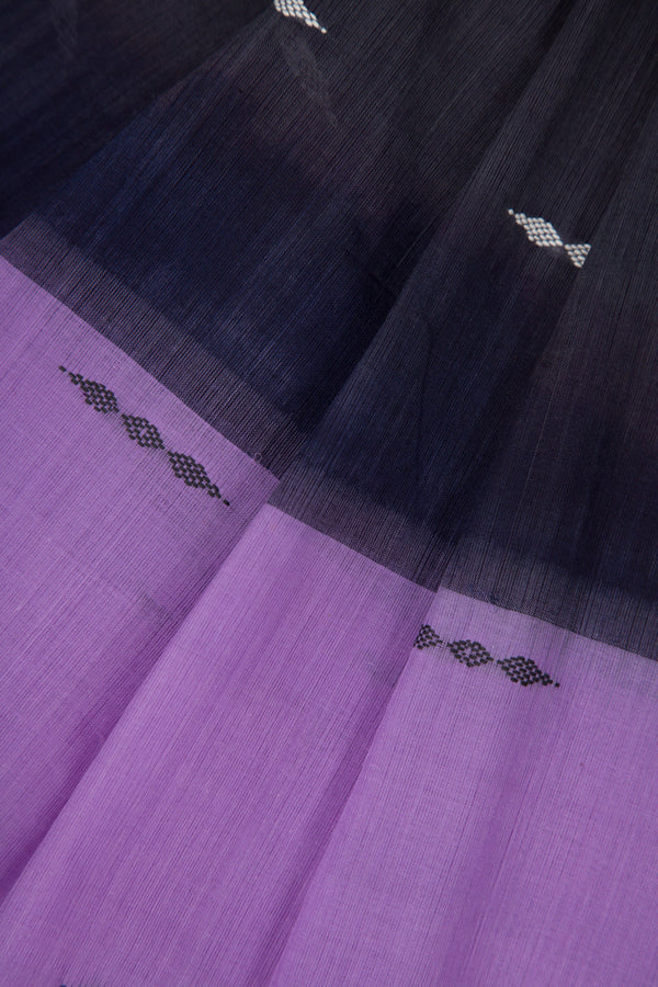 Single Cotton Extra Weft Saree