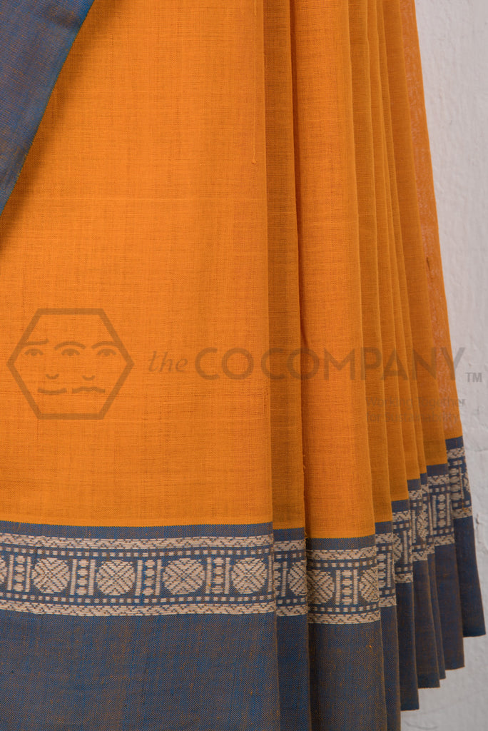 Bright Cotton Saree