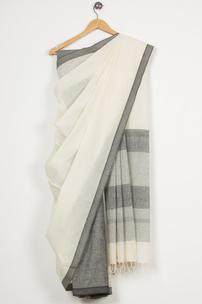 Soft Khadi Saree