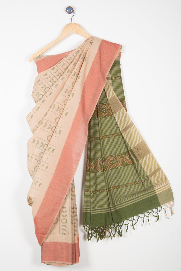 Ikat Saree from Odisha