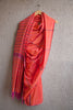 Pink Yellow Khesh Saree