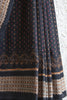 Black Dotted Saree