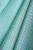 Sea Green Saree with Jute Pallu