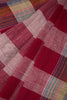 Checkered Kala Cotton Saree