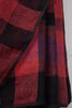 Checkered Linen Saree