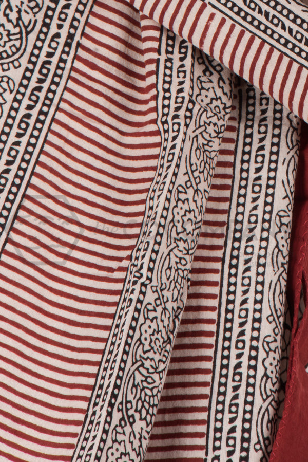 Bagh Print Stole
