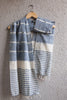 Light Blue Kala Cotton Stole
