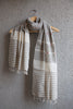 Light Grey Kala Cotton Stole