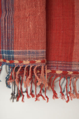 Natural Dye Kala Cotton Stole