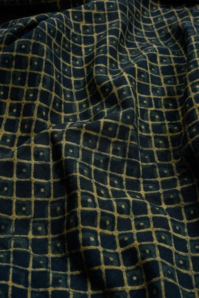 Hand Block Printed Fabric (per meter)