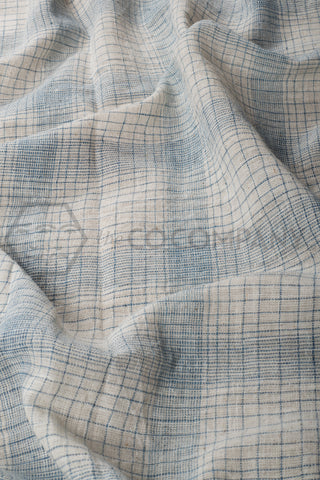 Kala Cotton Checkered Fabric (per meter)