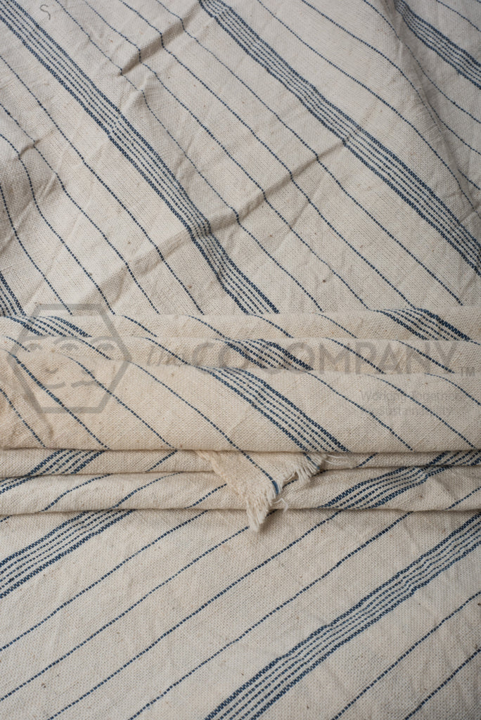 Kala Cotton Striped Fabric (per meter)