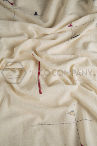 Patch Work Embroidered Fabric (per meter)