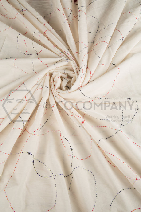 Embroidered Fabric (per meter)