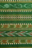 Green Ikat Fabric (per meter)
