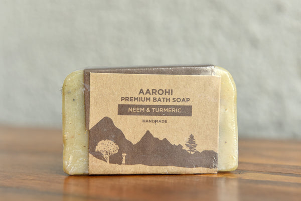 Neem and Turmeric Premium Soap