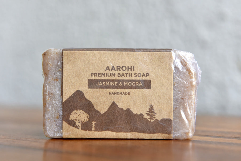 Jasmine and Mogra Premium Soap