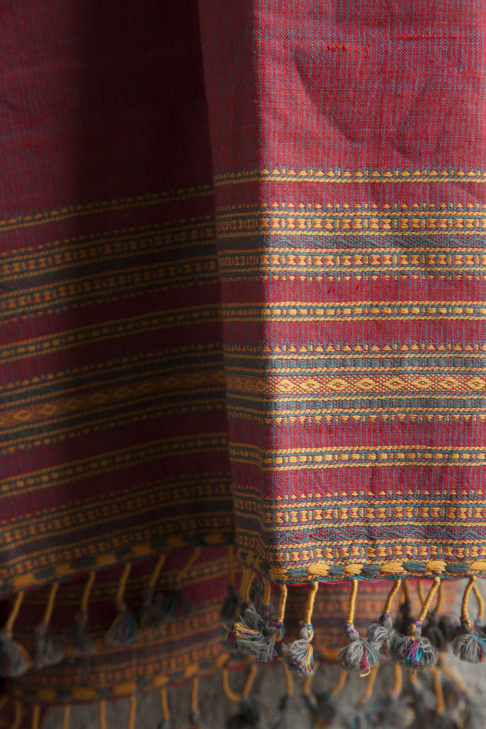 Get Attention - Kutchhi Handwoven Stole