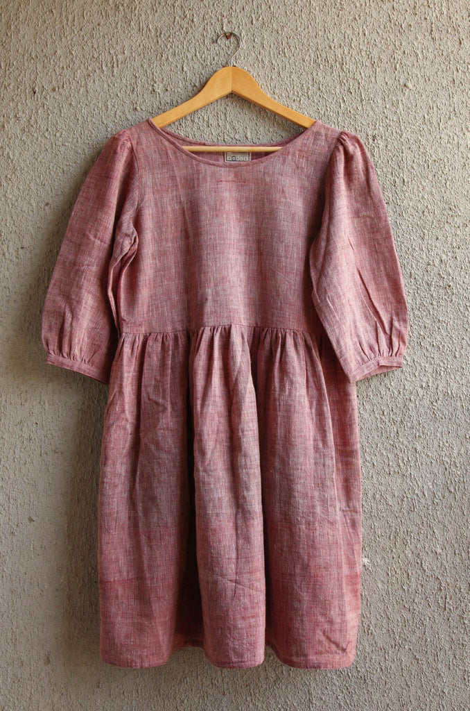 Khaadi Pink Dress