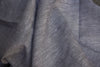 Steel Grey Linen Fabric (per meter)