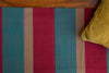 Striped Single Bedsheet - Pink