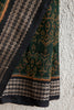 Dark Green Diya Saree