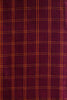 Maroon Checks on Kanchi Cotton