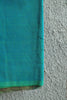 Blue Green Dhup-Chaav Saree