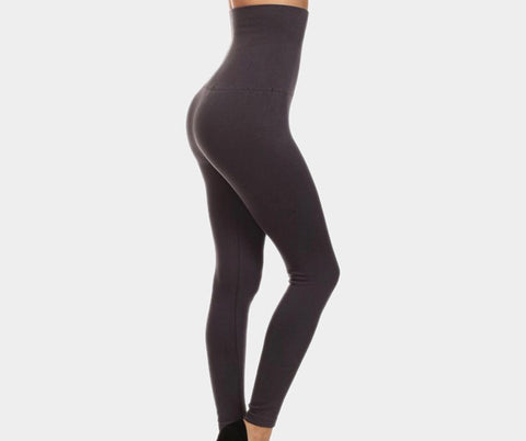 """Snatched"" Compression leggings (Chai)"