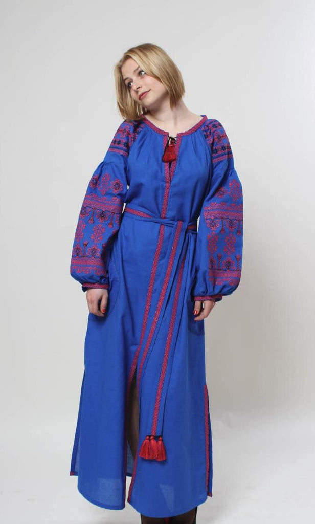 Gorgeous Vyshyvanka Dress
