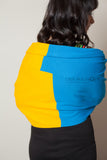 Ukraina Scarf- Blue & Yellow - Ukie Boutique