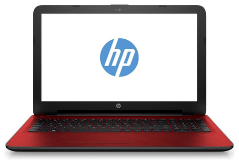 HP 15-ac042na 15.6 Inch Intel Pentium 8GB 2TB Laptop - Red