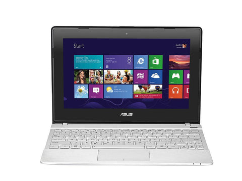 Asus X102BA 10.1 Inch Touchscreen AMD Dual Core 500GB HDD 4GB RAM White