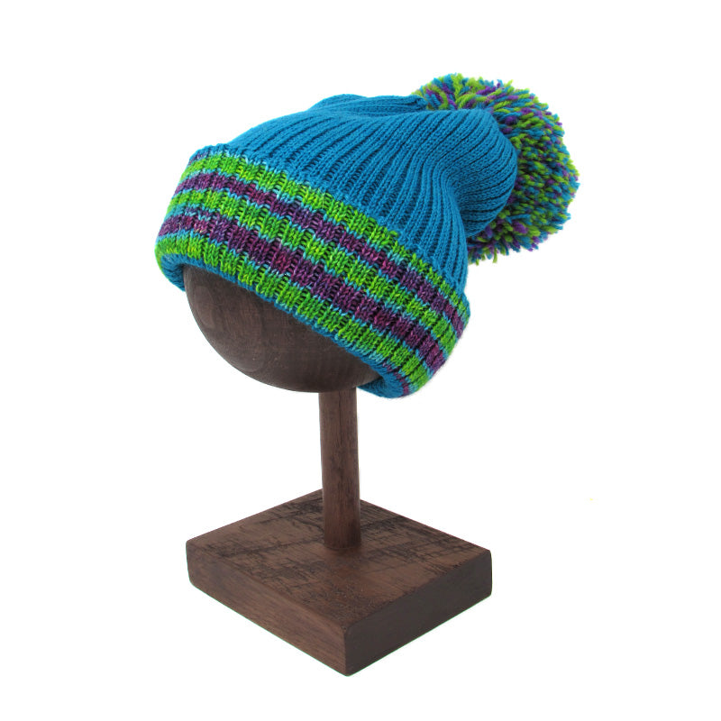 Knit Wool Toddler Hat