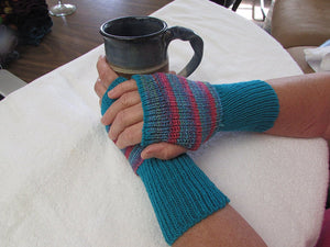 Fingerless Wrister-Arm Warmers-Knit Fingerless Glove-Wrist Warmers-Knit Fingerless-Fingerless Gloves Women-Winter Gloves-Knit Arm Warmers