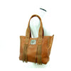 Mohave Canyon Large Zip Top Tote - Golden Tan