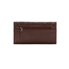 American West Baroque Ladies' Tri-Fold Wallet Back in Chestnut - Lufli Boutique